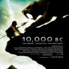 10,000 BC Movie Poster