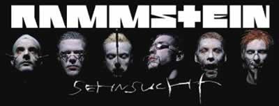 Rammstein Door Music Poster 2