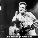 Johnny Cash Giant Music Poster
