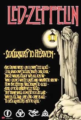 Led Zeppelin Music Poster 2
