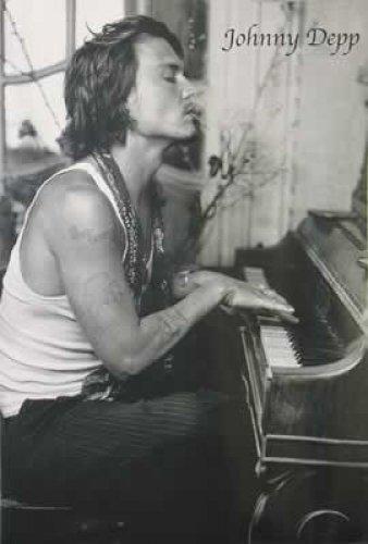 Johnny Depp Giant Poster