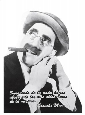 Groucho Marx Poster
