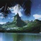 Tahiti: Phunohu Bay Door Poster