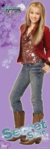 Hannah Montana Door Poster