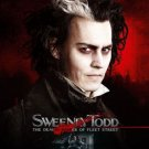 Sweeney Todd Movie Poster 2 (Johnny Depp)