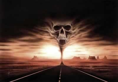 Kallwitz Death Valley Poster