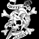 Death Or Glory - Ed Hardy Poster