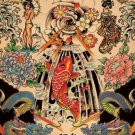 Japanese Tattoo - Ed Hardy Poster