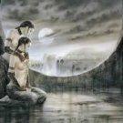 Moonlight - Luis Royo Poster