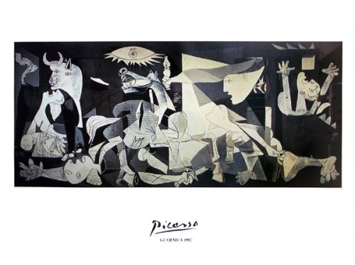 Guernica - Pablo Picasso Giant Poster