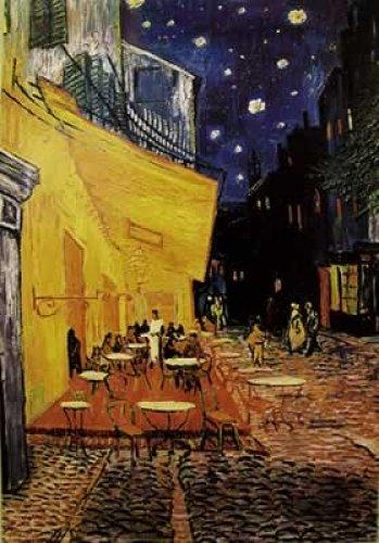 Café Terrace - Van Gogh Poster