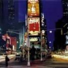 Times Square Mini Door Poster 2