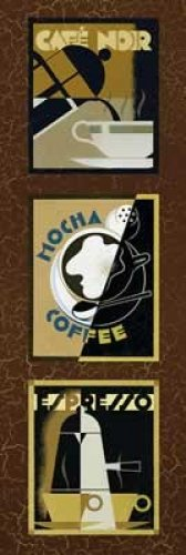 Coffee Mini Door Poster