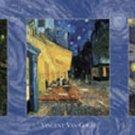 Triptych - Van Gogh Mini Door Poster