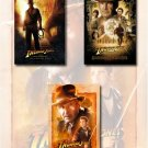 Indiana Jones And The Kingdom Of The Crystal Skull Poster Set 2