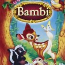 Walt Disney Bambi Movie Poster