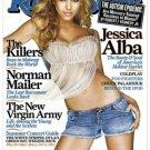 Jessica Alba - Rolling Stones Magazine Cover Poster