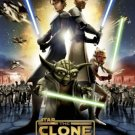 Star Wars - The Clone Wars Movie Poster 2
