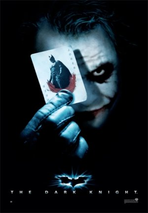 Batman - The Dark Knight : The Joker Movie Poster 6