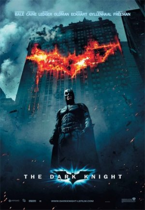 Batman - The Dark Knight Movie Poster 4