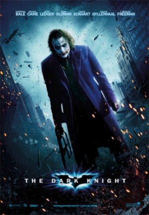 Batman - The Dark Knight Movie Poster 6