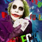 Batman - The Dark Knight : The Joker Lenticular Movie Poster
