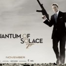 James Bond - Quantum of Solace Movie Poster 4