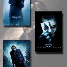 Batman - The  Dark Knight Movie Poster Set (3)