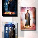 Doctor Who Poster Set