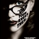 The Spirit - Silken Floss Movie Poster