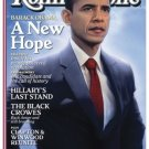 Barack Obama - Rolling Stone Cover Poster