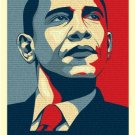 Barack Obama - Destiny Speech Poster