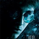 Harry Poster and The Half Blood Prince Movie Poster 1