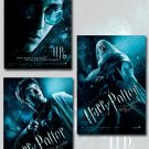 Harry Poster and The Half Blood Prince Movie Poster Set