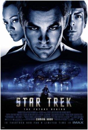 Star Trek XI Movie Poster 2