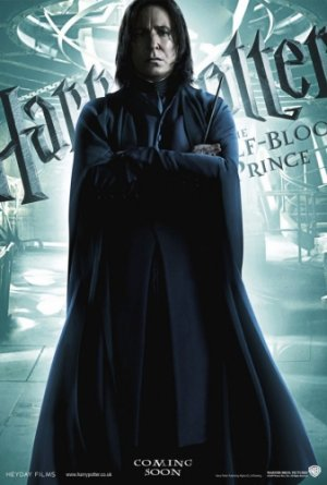 Harry Potter and The Half Blood Prince Movie Poster 3