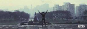 Rocky - Door Movie Poster