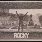 Rocky - Pop Art Movie Poster