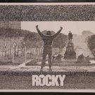 Rocky - Pop Art Movie Poster