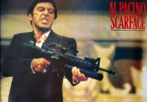 Scarface Movie Poster 2