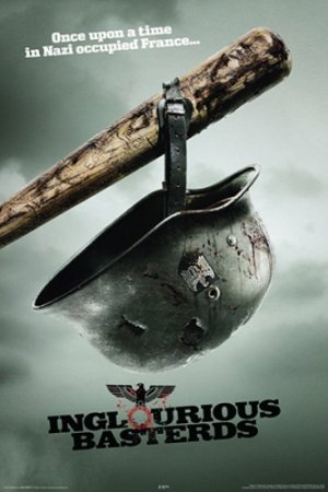 Inglourious Basterds Movie Poster 2