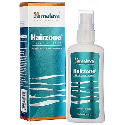 HIMALAYA AYURVEDIC HERBALS HAIRZONE ALOPECIA AREATA & HAIR LOSS THERAPY 60ml