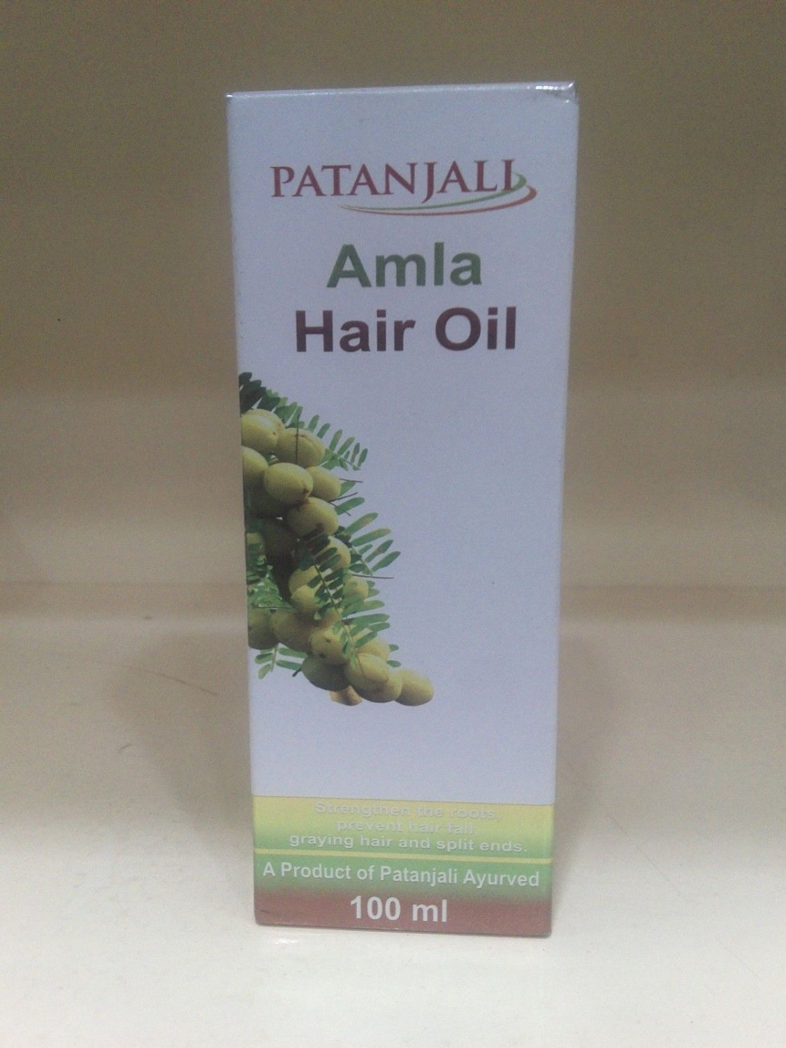 Baba Ramdev Patanjali Amla Hair Oil 100ml Free Shipping
