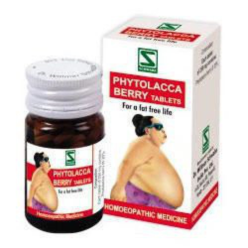 5xPhytolacca Berry Tablets For Fat Free Life perfect figure Homeopathic Medicine
