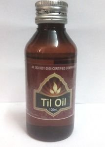 Sesame Oil Pure Therapeutic Gr Carrier Oil herbs Ayurvedic Herbs Sesamum indicum