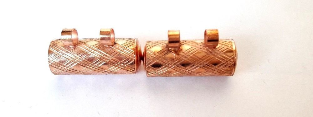 5x Copper Taweez Charm Amulet Locket Pendant for Family GoodLuck Protection Love