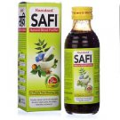 Hamdard Safi Syrup 200ML Herbal Blood Purifier & Best Remedy For Acne Treatment
