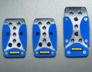 MOMO Padels Grand Prix Manual - Black, Blue, Red MYR 750.00