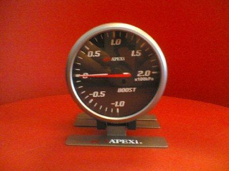 Apexi EL2 Boost Meter (B/Mech) - MYR 500.00