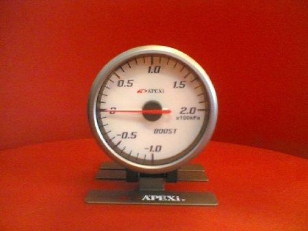 Apexi EL2 Boost Meter (W/Mech) - MYR 500.00